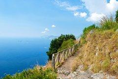 Agerola: Sentiero degli Dei - Positano - Amalfi. GrauGrauTours