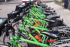 Bike rental in Venice