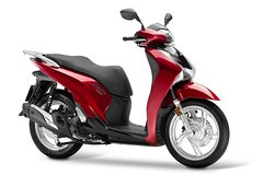 Bologna: SCOOTER 125CC MOTORCYCLE RENTAL