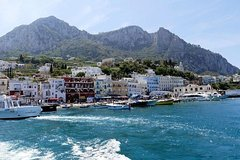 Full-Day Tour to Capri and Anacapri from Amalfi Coast