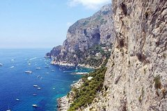 Discover Capri from Amalfi Coast