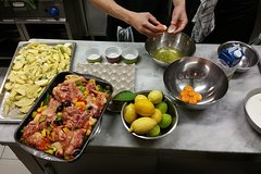 Private Cooking Class in Rome by Chef Andrea Consoli