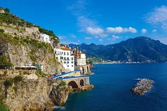 Full Day Trip & Wine Tasting on the Amalfi Coast with Breathtaking Land