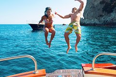 Capri Fun & Swim with Blue Grotto - Half Day Tour