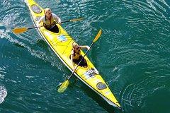 1 Hour Rental Deluxe Double Sea Kayak