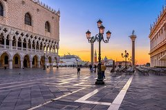 Venice:Doges Palace and the Golden Basilica Skip the line Guided tour and M