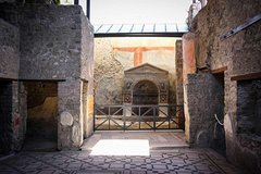 From SorrentoCoast:Pompeii max8 all inclusive(Guide,Transfer,Ticket)Skip Th