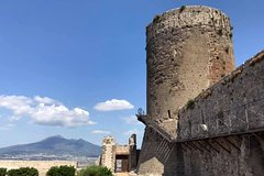 Castello di Lettere (Castle of Lettere) Roman Villas of Stabiae Tour with L