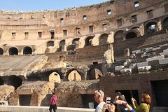 Colosseum: Private Guided Tour