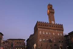 Uffizi and Palazzo Vecchio Combo Private Tour