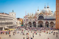 Venice Doges Palace & St. Marks Basilica Tour (Terrace Access Included)