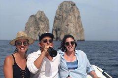 Capri fast boat tour