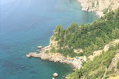 Amalfi Coast Full Day Tour with Private Driver Comfortable Van and Hotel Pi