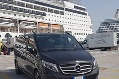 VENICE AIRPORT VCE TO VENICE CRUISE or viceversa private Transfers