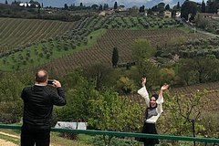 Montalcino and Pienza Tuscany Wine&Cheese Fullday from Florence