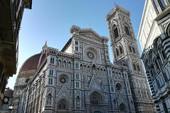 Florence: Accademia Gallery Private Tour & Inside Duomo with Dedicated