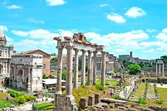 Rome: Colosseum, Skip-the-Line Ticket and Areana Floor Tour