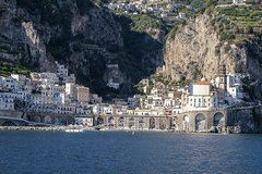 AMALFI COAST DRIVE EXCLUSIVE WITH POSITANO VISIT FD- from Sorrento