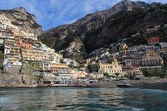 Positano/Amalfi/Ravello by boat