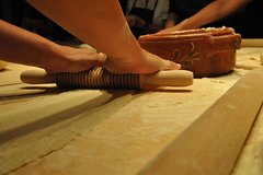 """Cooking Class with a local """"Mamma"""" in Soriano, little town close to Viterbo"""