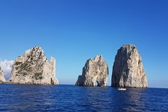 From Sorrento: Unforgettable Experience to Capri Island