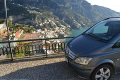 Private transfer with Minivan from Sorrento to Positano downtown