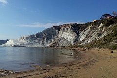 Valley of the Temples & Scala dei Turchi: small group tour from Taormin