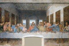 "Milan Guided Tour : Da Vinci "" Last Supper "" Tour (Skip-the-Line Access)"