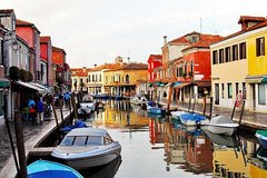 Venice : Glimpse of Murano, Torcello & Burano Islands Boat Tour
