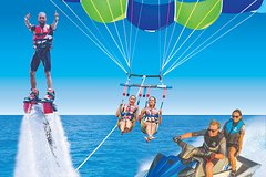 Gold Coast Combo: Jet Ski / Parasail / Flyboard for 2