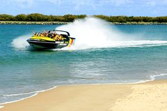 Jetboating Gold Coast Adventure Tour