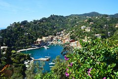 Shore Excursion: Portofino and Santa Margherita Small Group Tour with Boat