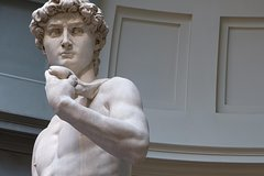 Florence Combined Uffizi Gallery and Accademia Gallery Tour
