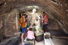 Private Guided Tour of Ostia Antica Archaeological Site with Alessandra!