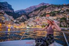 Social photo shooting in Amalfi coast