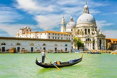 Venice Guided Tour with Gondola Ride from Florence by Train