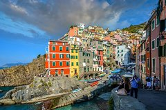 FROM FLORENCE: cinqe terre full-day tour