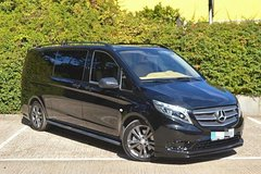 Genoa Airport (GOA) - Santa Margerita Ligure / Private Arrival Van Transfer