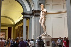 David and Accademia Gallery Small-Group Guided Tour