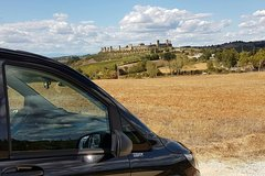 Private Tuscany Car Tours - Siena, San Gimignano and the Chianti area