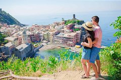 Cinque Terre Self-Guided Tour from Florence