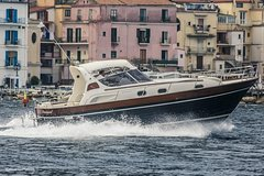 Luxury private boat 38 ft - Tour from Sorrento full day (12 guests)