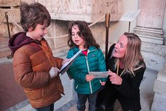 Treasure Hunt at the Uffizi Gallery Museum