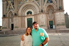Orvieto and Civita di Bagnoregio Skip-The-Line with Lunch Included from Rom