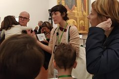 Uffizi tour for Kids!