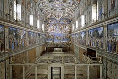 Official Vatican Scavi and Sistine Chapel out of Hours Tour
