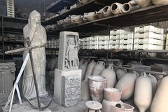 Pompeii, Sorrento and Naples 2 Days Private Tour from Naples