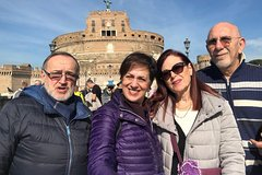 Castel SantAngelo, Colosseum & Roman Forum Private Tour