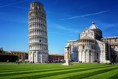Private Day Trip from Florence to Pisa, Lucca and Vinci