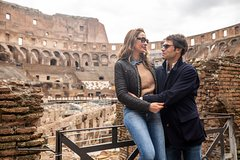 Private Tour of Rome Colosseum Forums and Palatine Hill with Exclusive Guid